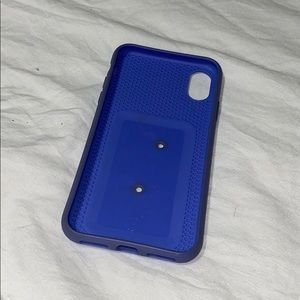 Loopy Case Accessories - Purple Loopy Case iPhone X